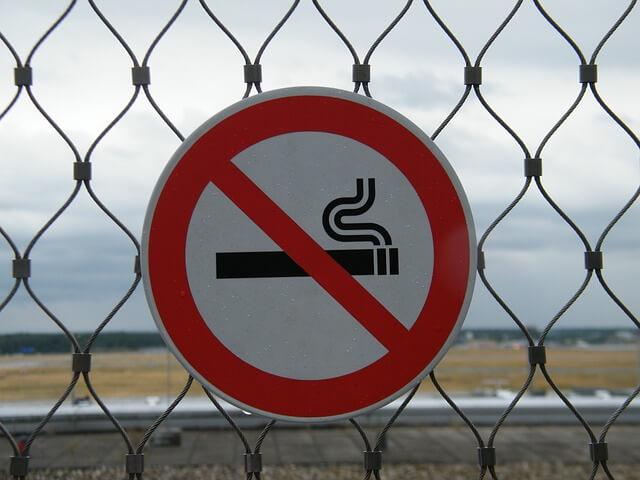 ban smoking