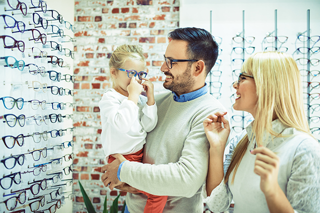 family eye health