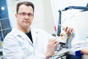 prosthodontist procedures