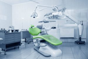 Dental offices in Anchorage can have a setup like this.