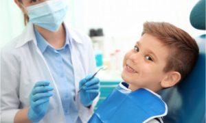dental clinic visit